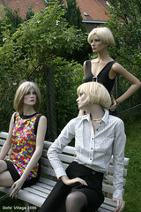 Sharing older pics Hindsgaul Revel & Angie (dollsvillage) Tags: hindsgaul revel angie doll dummy mannequin mannikin schaufensterpuppe dollsvillage