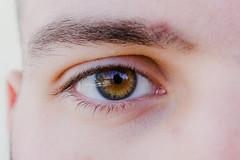 Eye Nebula (stellar_exp) Tags: eye nebula green natural portrait gaze
