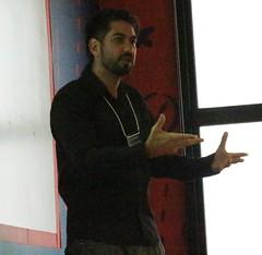 DEV 2 - Apresentacão Robo (PortalJornalismoESPM.SP) Tags: palestra andrã©deak inteligencia artifical robos jornalismo publicidade siri bia dev espm andrédeak