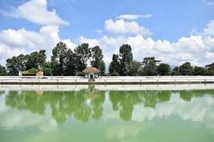 Siddha Pokhari, Bhaktapur (sandhya.sahi) Tags: siddhapokhari pond sky clouds sunny nature tree greenary bhaktapur nepal reflection photography beginner dslr nikond3300 nikon travel