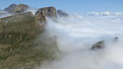 View from Acherito mountain (arkaitz ZO) Tags: acherito mesadelos3reyes petrechema huesca pirineos pyrenees spain europe mountain weather anie auñamendi hiruerregemahaia mesadelostresreyes