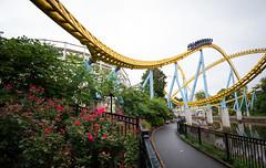 Skyrush (zachclarke) Tags: hersheypark hershey amusementpark themepark pa pennsylvania 2018 summer august nikon nikond5600 d5600 zachclarke2 zachclarke rollercoaster rollercoasters skyrush intamin hypercoaster hyper wingcoaster comethollow