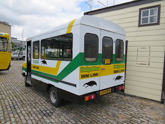 C511BFB - Bristol Harbourside Rally, May 2015. (Iveco 59-12) Tags: badgerline fordtransit dormobile c511bfb 4511 preserved minilink