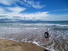 paul_newborough (Leigh Bowden) Tags: newborough anglesey wales beach child summer