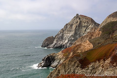 The amazing scenery along the Pacific Coast Highway (adventurousness) Tags: ca california highway 1 ocean road trip pacific coast sea cliff highway1 pacificcoasthighway pacificcoast roadtrip lahonda unitedstates us