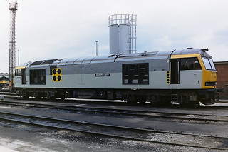 BRITISH RAIL 60069 HUMPHRY DAVY
