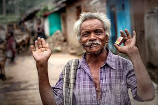 Adivasis (tribe Desia Kandha)