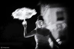 passeggiando tra i sogni (kingeston) Tags: kingeston nikon d750 tolfa festival artisti di strada sera night ritratto portrait interpretativo sfocato bn bw bianco nero black white noir blanc bianconero blackwhite noiretblanc