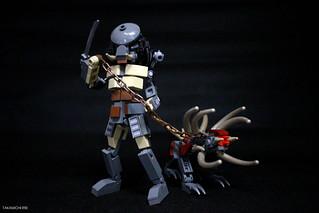 Tracker Predator & Hell-Hound