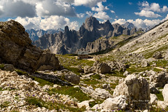 The house (Ellen van den Doel) Tags: 2018 drei hike natuur landscape di lavaredo nature italie italy outdoor dolomieten holiday dolomites travel cloud tre sky zinnen cime rock view mountain auronzodicadore veneto italië it