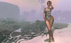 After Look (JoytiBloom of Second Life) Tags: swimsuit splashsafari sheishapesandskins catwa maitreya sheishapes