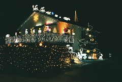 Juldekorationer en masse