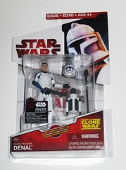 clone trooper denal cw20 star wars the clone wars red white canadian card basic action figures 2009 hasbro mosc a (tjparkside) Tags: clone trooper denal troopers cw20 20 star wars sw tcw cw red white packaging card cardback canadian canada hasbro basic action figure figures 2009 mosc darth maul get exclusive qui gon quigon jinn eopie helmet removable blaster blasters pistol rifle pistols rifles missile launcher launching jet back pack jetpack backpack short long missiles clones