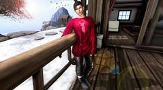 Snowman (s2myllas2) Tags: modulus riot fashionnatic letre fameshed clef de peau tmd lenox male second life bento