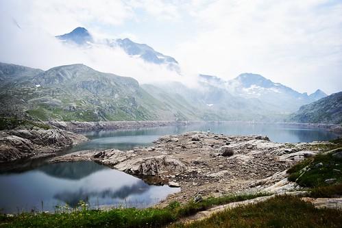 Lac des 7 laux - Savoie - France