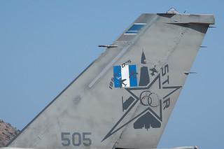 Hellenic Air Force F-16C 505 (99-1505) 343 Mira 'Star'