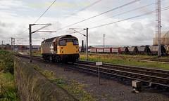 Newton on Ayr 26010 11aug88 a044 (Ernies Railway Archive) Tags: ayr falklandyard gswr lms scotrail