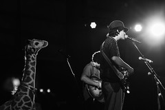 The Allah Las from LA, featuring backup vocalist G. Raffe (Guy: Jussum Guy) Tags: greenroomfestival2018 honolulu music guitar vocals oahu hawaii pentaxk3 waikikishell allahlas giraffe anuhea bands people men women