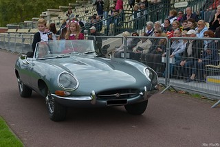 1964 JAGUAR E type roadster