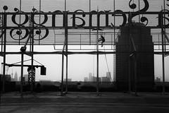(archangelse) Tags: silhouette city cityscape reportage documentary streetphotography street streetphoto java jakarta jabodetabek semanggi rooftop sign