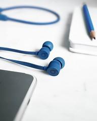 Work Essentials | #Office work with #BeatsX Earphones and #Apple #iPhone — Shop via https://store.bellestoreinc.com/store/beatsx-earphones/. #music #inspiration #motivation (belleStoreInc) Tags: office beatsx apple iphone music inspiration motivation