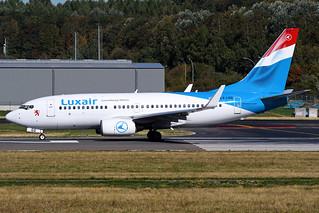 LX-LGQ | Boeing 737-7C9(WL) | Luxair
