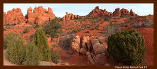 View at Arches National Park #2