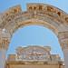 Templo de Adriano. Éfeso, Turquía.