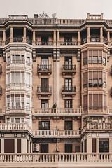 San Sebastian (bior) Tags: spain basquecountry sansebastian donostia fujifilmxpro2 street city building apartment xf18mmf2r