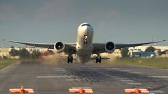 AF B777-300 F-GSQS (Olivier Pirnay) Tags: yul cyul montreal boeing b777300 airfrance fgsqs