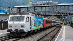 SOB Re 456 096 Arth Goldau 11 July 2018 (53) (BaggieWeave) Tags: switzerland arthgoldau sob re456