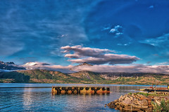 Moln i Hilstad (johan.bergenstrahle) Tags: 2018 evening finepicsse hdr hilstad june juni kväll landscape landskap natur norge norway sommar summer sunset solnedgång