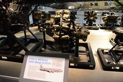 NASM_0486 Pratt and Whitney Twin Wasp R-2000 radial engine (kurtsj00) Tags: nationalairandspacemuseum nasm smithsonian udvarhazy pratt whitney twin wasp r2000 radial engine pw