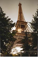 ~She sparkles for everyone~ (cheryl c.) Tags: paris celebrating50 cityoflight eiffeltower travel fujixt2 fishfujixt2indianweddingjewishcenterlovesignorchidsparisalleybikebikescafechocolateshopcrepesshopdappledlighteiffeltowerfalafelflowersfuji18135girlonscooterheartlouvemaninwindowmarketdayrueclerstreeshotstreetph throughherlens