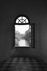 (Hugo Bernatas) Tags: blackandwhite analog olympus xa2 chateau chenonceau france film 35mm