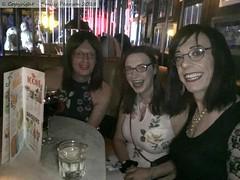 August 2018 - Leeds Pride weekend - LFF (Girly Emily) Tags: crossdresser cd tv tvchix tranny trans transvestite transsexual tgirl tgirls convincing feminine girly cute pretty sexy transgender boytogirl mtf maletofemale xdresser gurl glasses dress leeds nightout revolucion revoluciondecuba cuba