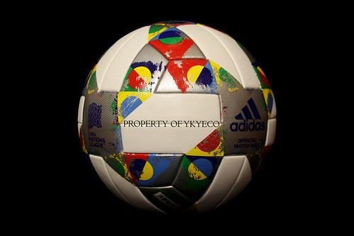 7a8e29b0cd CONEXT19 UEFA NATIONS LEAGUE 2018-2019 ADIDAS OFFICIAL MATCH BALL 05 ...