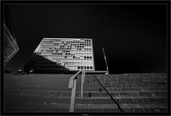 Hamburg (Dierk Topp) Tags: a7rii a7rm2 bw hh ilce7rii ilce7rm2 laowa sonya7rii architecture hamburg monochrom sw sony