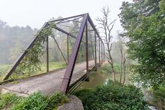 Rural Bridge on Foggy Morning (Conrad Kuiper) Tags: 7dmkii 1020mm fog canon sigma rural