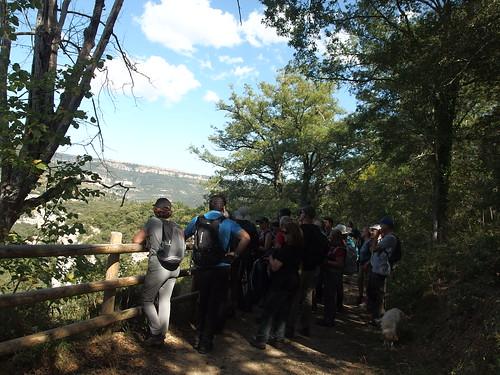 Senderismo por Canon del Ebro Burgos  15 Septiembre 2018 Fotografia Luisa  Marciel (20)