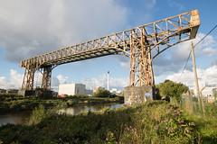 Photo of Warrington transporter bridge 10 sep 18