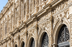 Town Hall, Seville, Spain (Gary Ullah) Tags: townhall seville spain