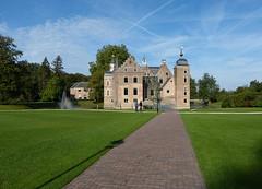 Kasteel Ruurlo (joeke pieters) Tags: 1430240 panasonicdmcfz150 kasteelruurlo tragetocht ruurlovorden vanstationnaarstation ruurlo achterhoek gelderland nederland netherlands holland kasteel castle schloss wasserschloss chateau