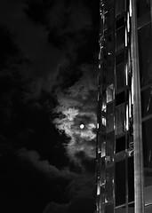 Bay Street Moon (Peter_Cameron) Tags: fujixpro1 fujinonxf35mmf2rwr