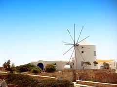 Windmill (dimaruss34) Tags: brooklyn dmitriyfomenko image newyork sky greece antiparos island windmill walls gate trees
