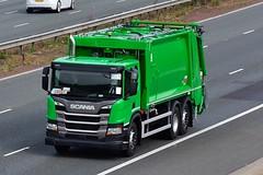 16263 (Martin's Online Photography) Tags: scania p320 nextgeneration truck wagon lorry vehicle freight haulage c transport a1m yorkshire nikon nikond7200