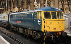109952 86101 Kings Cross Station 19.01.2008 (31417) Tags: 86101 86 kingscross london