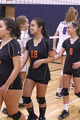 IMG_10280 (SJH Foto) Tags: girls high school jv volleyball perkiomen valley cb east postgame hand slap