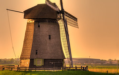 An old Dutch mill getting some rest after a day's work. (Alex-de-Haas) Tags: 70200mm adobe d500 dutch hdr holland lightroom nederland nederlands netherlands nikkor nikon nikond500 noordholland photomatix photomatixpro beautiful beauty drama dramatic landscape landschaft landschap lente lucht mill molen mooi nature natuur orange oranje polder skies sky skyscape spectaculair spectacular spring sun sundown sunset zonsondergang