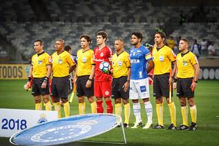 BELO HORIZONTE / BRASIL (02.09.2018) Cruzeiro x Internacional
